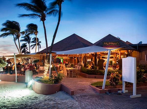 Matthews Beachside Restaurant Combines Fine Dining With An Unparalleled View Of One The Most Beautiful Beaches In World Located At Casa Del Mar