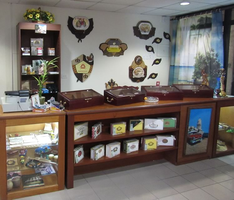 Great Habano Cuban Sigars & Souvenirs